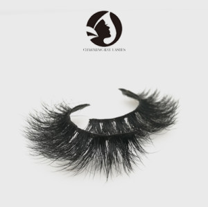 best selling lashes style 5d false eyelashes real 3d mink fur eyelashes vendor