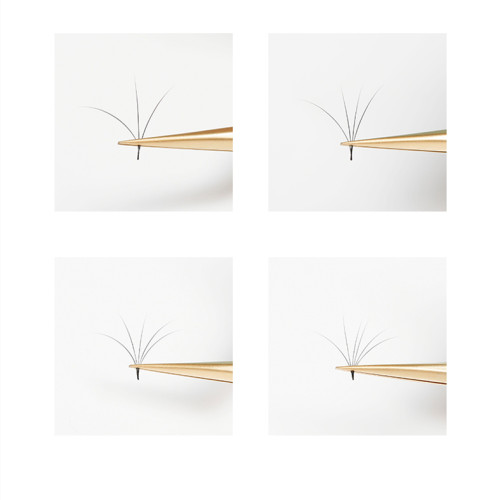 cheap best selling aaa grade 5d classic individua false eyelash extensions