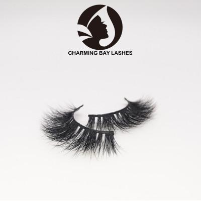 25mm thick eyelashes mink 3d hair lashes wholesale eyelashes private label