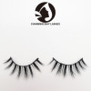 100% real 3d siberian mink fur eyelashes custom package vendor beauty lady eyelashes