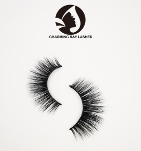 3d 100% mink false eyelashes private label 3d natural mink lashes false eyelashes