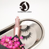 cruelty free 3d real mink strip beautiful best sell false eyelashes