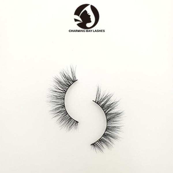 3d fake eyelashes private label 3d faux brand name mink eyelashes mink vendor
