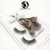 3d mink fur lashes false strip eyelashes individual eyelashes