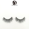 10 pairs false 100% real mink eyelashes private label wholesale