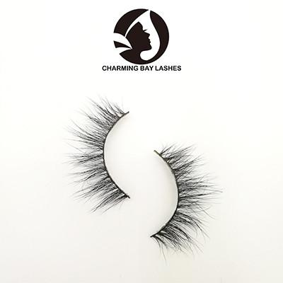 big brand name bulk 3d false custom made eyelashes