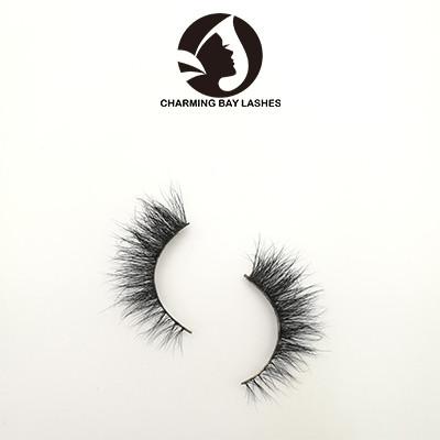 extra long mink custom packaging made fluffy eyelashes 10 pairs wholesale
