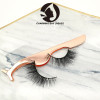 extra long mink custom packaging made fluffy eyelashes 10 pairs wholesale