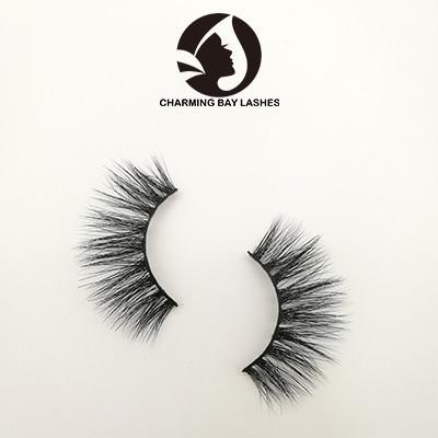eyelashes soft fake clear band bulk custom private label