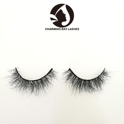 clear band mink false eyelashes high quality 3d mink manufacturer for wholesale