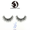 mink 3d lashes wholesale false fluffy mink luxury 3d eyelashes with private logo