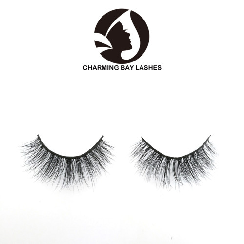 fluffy mink false lashes wholesale hand made good quality lashes high quality 3d mink lashes