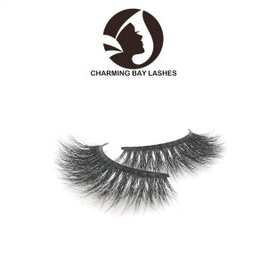 free shipping lashes 3 d 5 pairs high quality faux mink lashes box logo