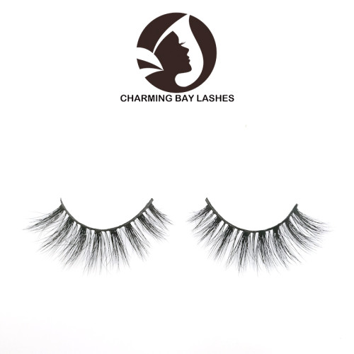 high quality 3d handmade fur mink lashes 3d cruelty free