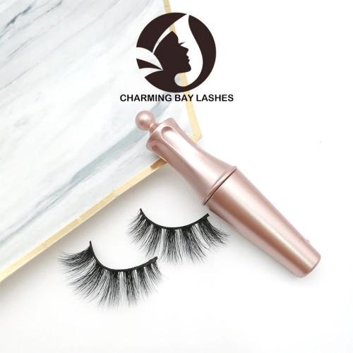 high quality handmade lashes 3d mink lashes custom bulk