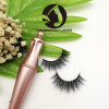 best selling cheap 5 pair 3d strip authentic mink lashes
