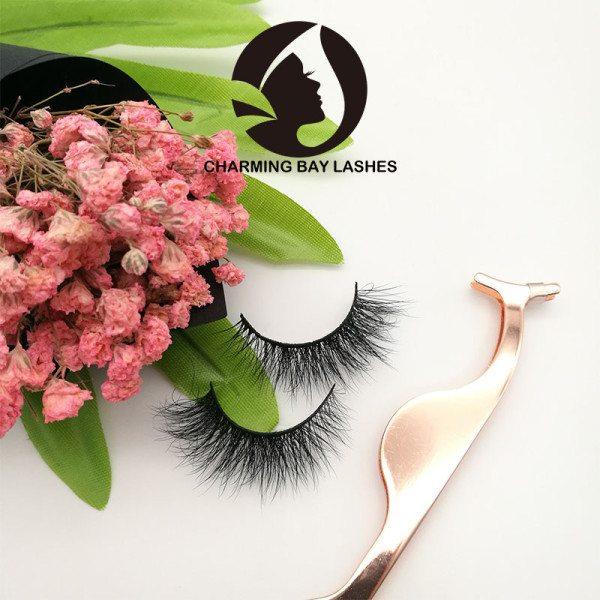 best cheap cotton band double layer 3d mink lashes create your own brand lashes