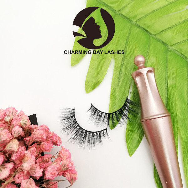 best selling custom 3d mink cruelty free eye lashes natural vendor