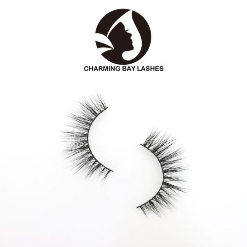 best selling custom 3d mink cruelty free eye lashes natural vendor