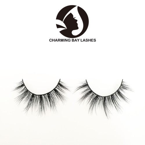 eye custom lashes 3d packaging mink lashes eye lashes individual with fake lashes packaging