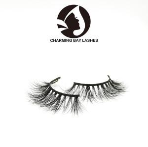 free sample false full mink lashes 5 pairs good quality handmade 3d mink lashes