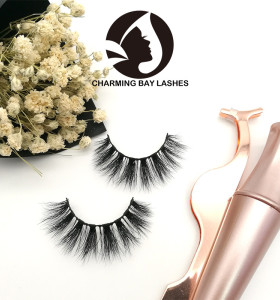 handmade high quality 3d fur mink lashes bulk free shipping