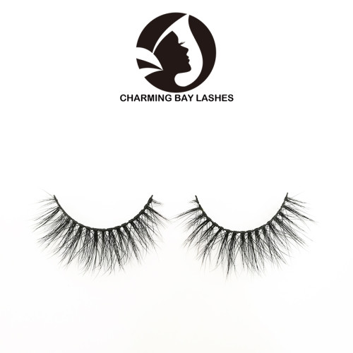lashes 3d mink box logo high quality lashes new own label