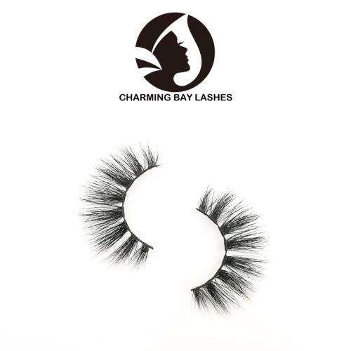 makeup long lashes premium own logo luxury lashes box