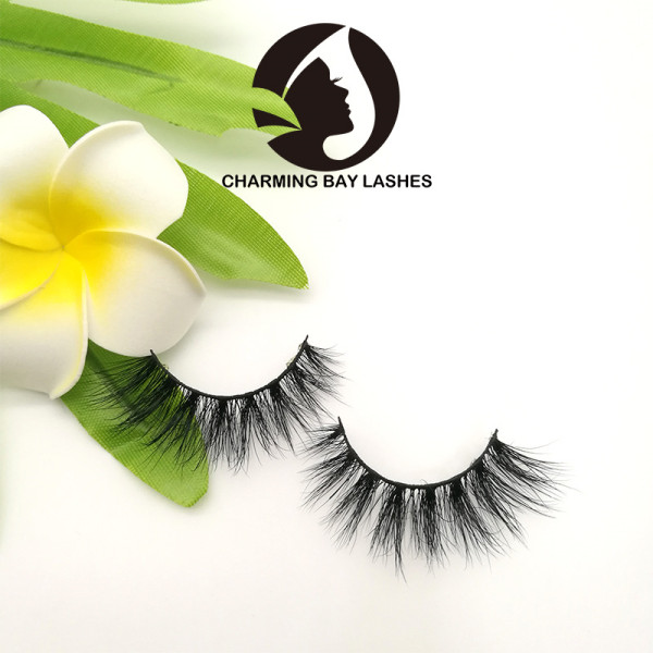 individual luxury 3d long mink lashes mink cruelty free manufacture lashes