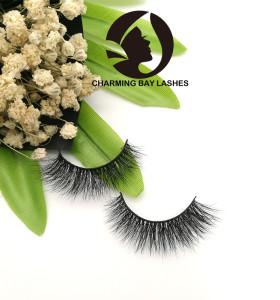 mink eyelashes wholesale mink fur 3d eye lashes and boxes