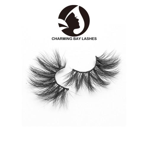 100% handmade 3d mink eyelashes 25 mm 3d 100% mink eyelash custom packaging box best price 3d mink eyelashes