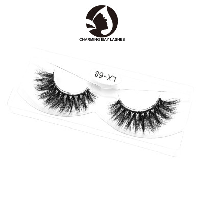 mink eyelashes 3d oem mink fake natural lashes whole sale private label