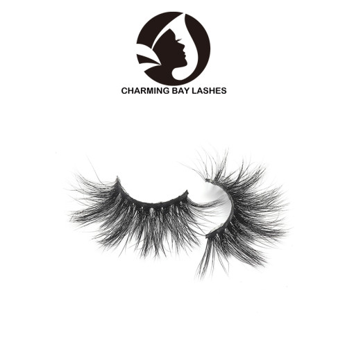 best products 100% mink fur natural 25 mm 3d mink eyelashes wholesale high end mink eyelashes own brand lashes with customized packing