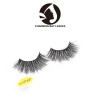 best rated natural looking 100% real 25mm 3d eyelash mink lashes 3d mink eyelash for make up