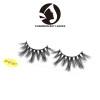 100% real 3d mink eyelash for sale best seller 25mm 3d real mink lashes with custom eyelash package