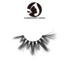 best sellers 100% real 3d mink eyelash with private label full strip own brand 25mm eyelashes 3d mink lashes