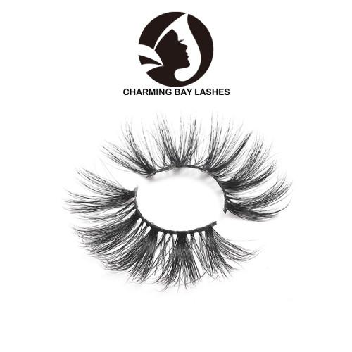 100% real fur individual black wholesale 3d 25 mm mink eyelashes 3d mink eyelash custom label with free private labels
