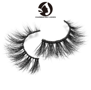 mink fur lashes with logo mink lashes wholsale qingdao mink lashes with custom packaging