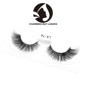private label 3d mink lashes bulk short natural look own brand mink lashes