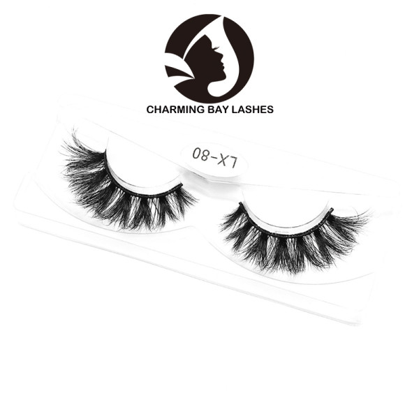 private label real siberian mink real lashes soft band qingdao mink lashes