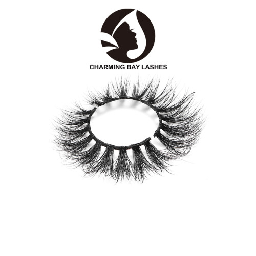 private logo strip mink lashes 3d self adhesive reusable eye lashes