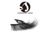 short siberian mink fur lashes with your logo lashes wholesale 3d mink perfect lashes