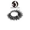100% handmade 3d mink fur lashes thick wholesale mink lashes private label luxury 3d mink false eyelashes