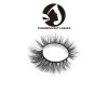 wholesale strip lashes 100% hand made 30 mm 3d hand-made private label mink eyelashes