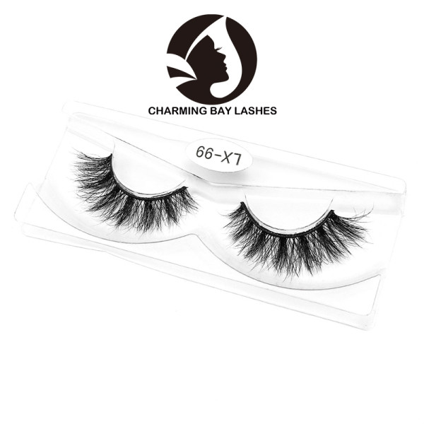 2020 new trend customized package charming 3d mink eyelashes 20mm wholesale 3d mink eye lashes
