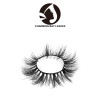 100% real mink lashes easy to apply dramatic 3d mink eyelashes factory 3d mink eyelashes for women