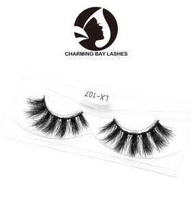 3d mink fur long thick eyelash with free private labels china 3d mink lashes custom false eyelash packaging
