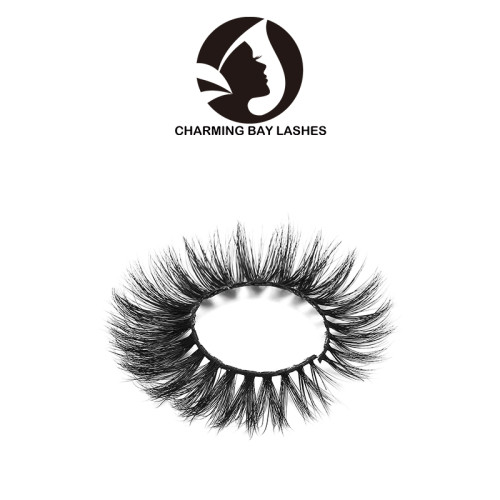 custom box cheap 3d mink fur fake eyelash with package box curelty free 3d mink lashes vendors