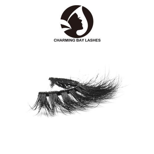 hand made eyelashes private label free sample dramatic full 3d mink eyelash with private logo