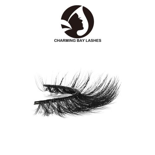 hand made false eyelashes private label best cheap real 3d mink eyelashes oem case